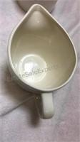 Rae Dunn Ceramic Farmhouse Cream & Sugar