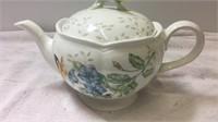 Lenox Butterfly Meadow Tea Pot