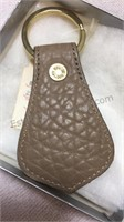 Dooney & Bourke Leather Key Chain - NWT