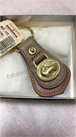 Dooney & Bourke Leather Key Chain - NWT