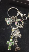 Made in Ireland Brooch/Pin & Key Chain