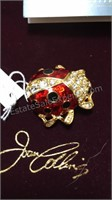 Joan Collins Signature Collection Ladybug