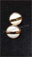 "Vintage Avon Costume Jewelry 26"" Necklace & Clip"