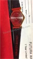 Futura Leather Fashion Watch