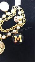 Pair of Mickey Mouse Disney Parks Bracelets