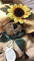 Boyd's Bears Sunflower Collector Set