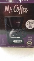 Mr Coffee 5 Cup Coffee Maker - New