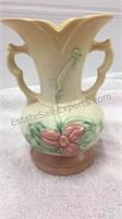 "Hull Art USA Vase 6"" - small crack on back"