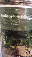 Indoor/Outdoor Rug - NIP