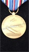 American Campaign  Medallion