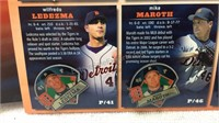 Detroit Tigers 2007 Officially Licensed Pin Sets