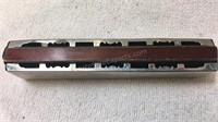 The Echo made by M Hohner Germany Harmonica