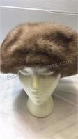 Vintage Dittrich Furs Fur Ladies Hat