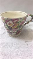 Du Barry Made in England Tea Cup & Double Saucer