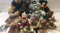 Boyd's Bears, Ty and Assorted Plush