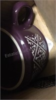 Set of 4 Cooks Essentials 22oz Stoneware Mugs -