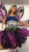 Set of 5 Fairies with Floral Skirts - NIB