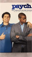Assorted DVD & BluRay Movies - Psych 1st Season &