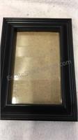 Assorted Black Picture Frames