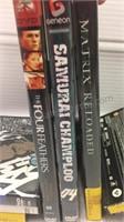 Assorted DVDS- Loveless Season Factory Sealed &