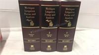 Michigan Litigation Forms & Analysis Books