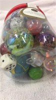 50 of the Worlds Best Marbles (Factory Sealed) &