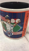 Detroit Tigers Coffee Mug & Alan Trammel 8x10