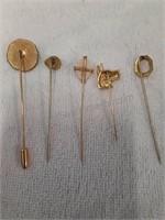 Assorted Vintage Pins