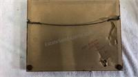 Vintage Cross-stitch Decor, File Box & More