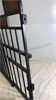 Two Adjustable Multipurpose Gates