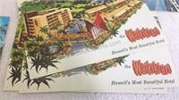 Vintage Hawaiian Postcards
