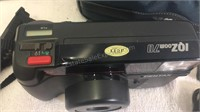 Pentax IQZoom 70 Camera w/Gemini Carry Pouch