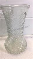 Hoosier Glass Vase, Superstition Stone Ware,