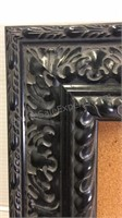 Large Black Wall Frame - No Glass 28x35