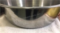 Stainless Steel Dog Food Bowls & Assorted Dog