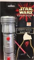Star Wars Darth Maul Lightsaber - NIP