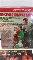 Assorted Christmas LP'S