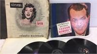 Assorted LP'S