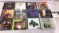 Assorted CD'S (13) - all verified CD matches case