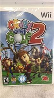 4 WII Games- Factory Sealed