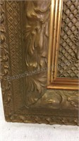Large Antique Frame approx 26x31