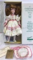 Seymour Mann Kathryn  Collector Doll