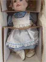Moments Treasured Julia Collector Doll