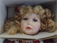 William Tung Collection Micaela Collector Doll