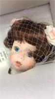The Hamilton Collection Dorothy Collector Doll