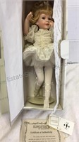 Kingstate The Dollcrafter Charis Collector Doll