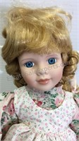 Avon Collector Doll, Doll Stands & The World's