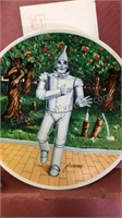 Collection of Wizard the Oz Collectors Plates by