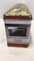 Coca Cola Roadside Diner Tin
