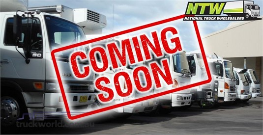 2010 Mitsubishi Fuso Fighter 1227 - Trucks for Sale